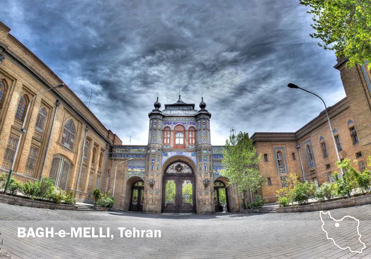 Bagh-e-Melli, Tehran