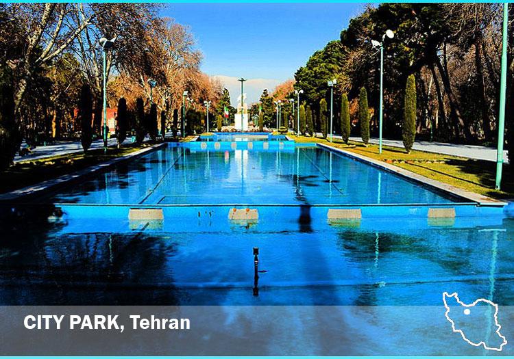 City Park (Park e Shahr), Tehran