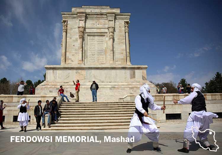 Ferdowsi Memorial, Mashad