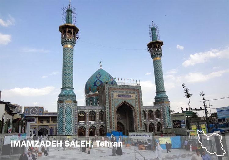 Imamzade Saleh, Tehran