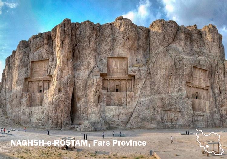Naghsh-e-Rostam, Fars Province
