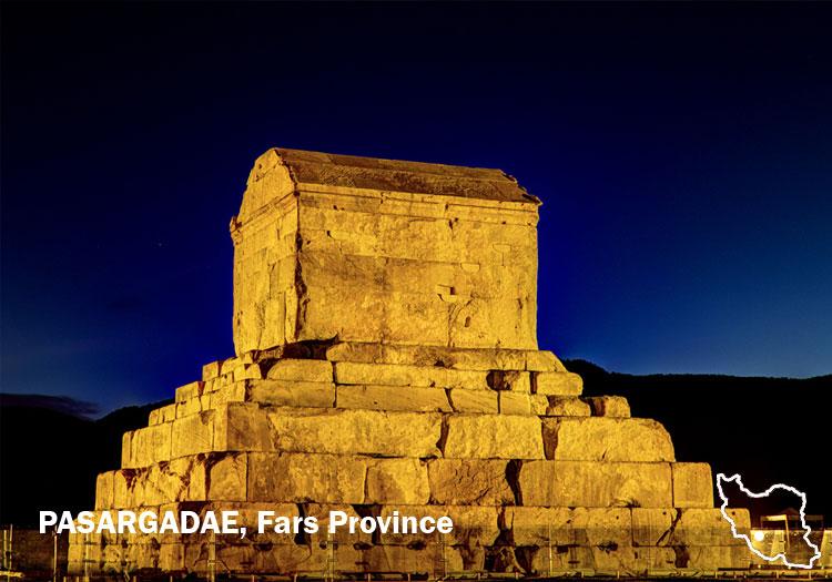 Pasargadae, Fars Province