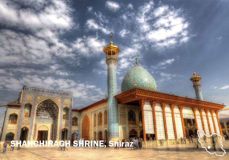 Shahchiragh Shrine, Shiraz