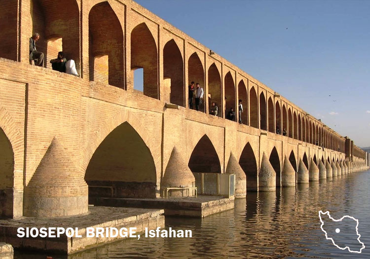 Siosepil (33 Bridges) Bridge, Isfahan