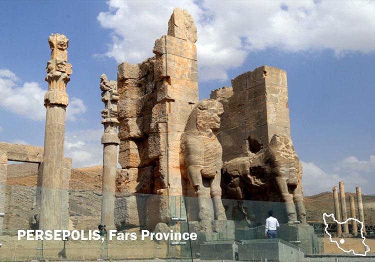 Persepolis, Fars Province