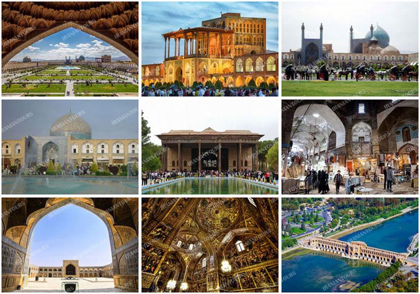 Isfahan City Tour 1