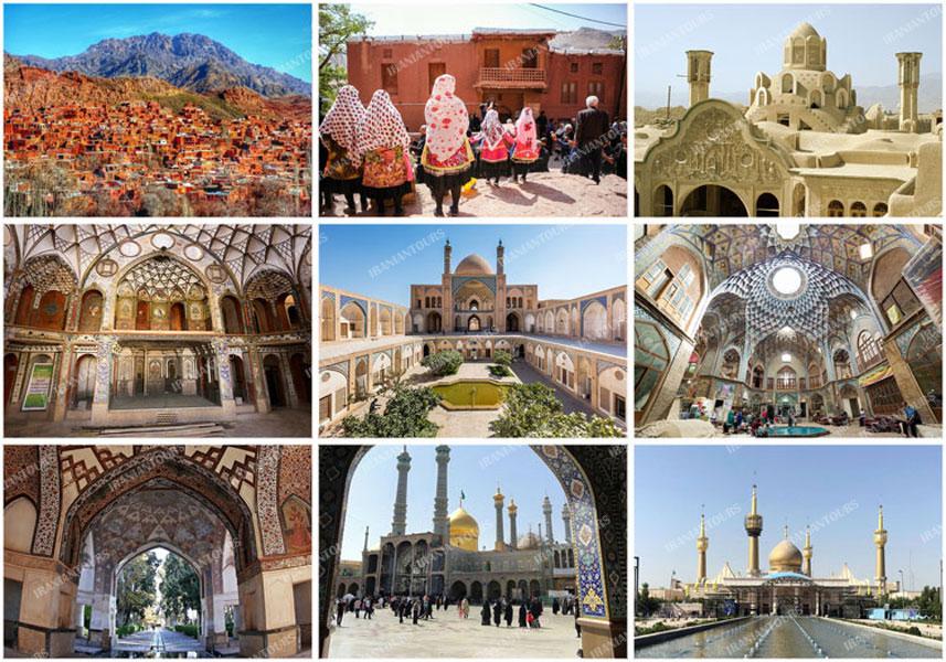 Isfahan-Tehran Road Tour