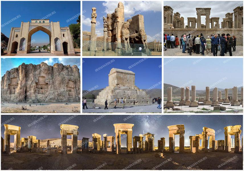 Shiraz-Isfahan Road Tour