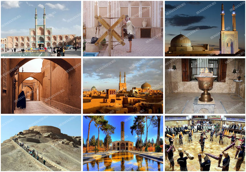 Yazd City Tour 1