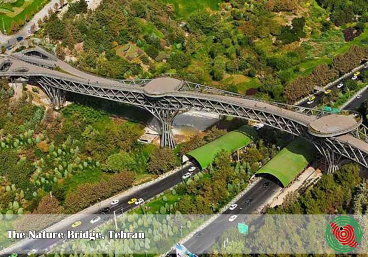 The Nature Bridge, Tehran