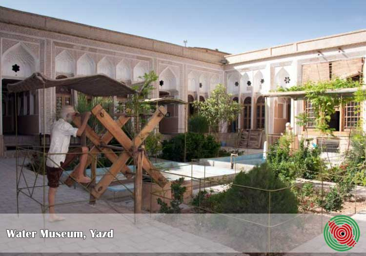 Water Museum, Yazd