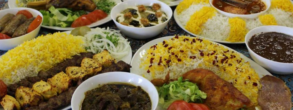 Persian Food by IranianTours.com