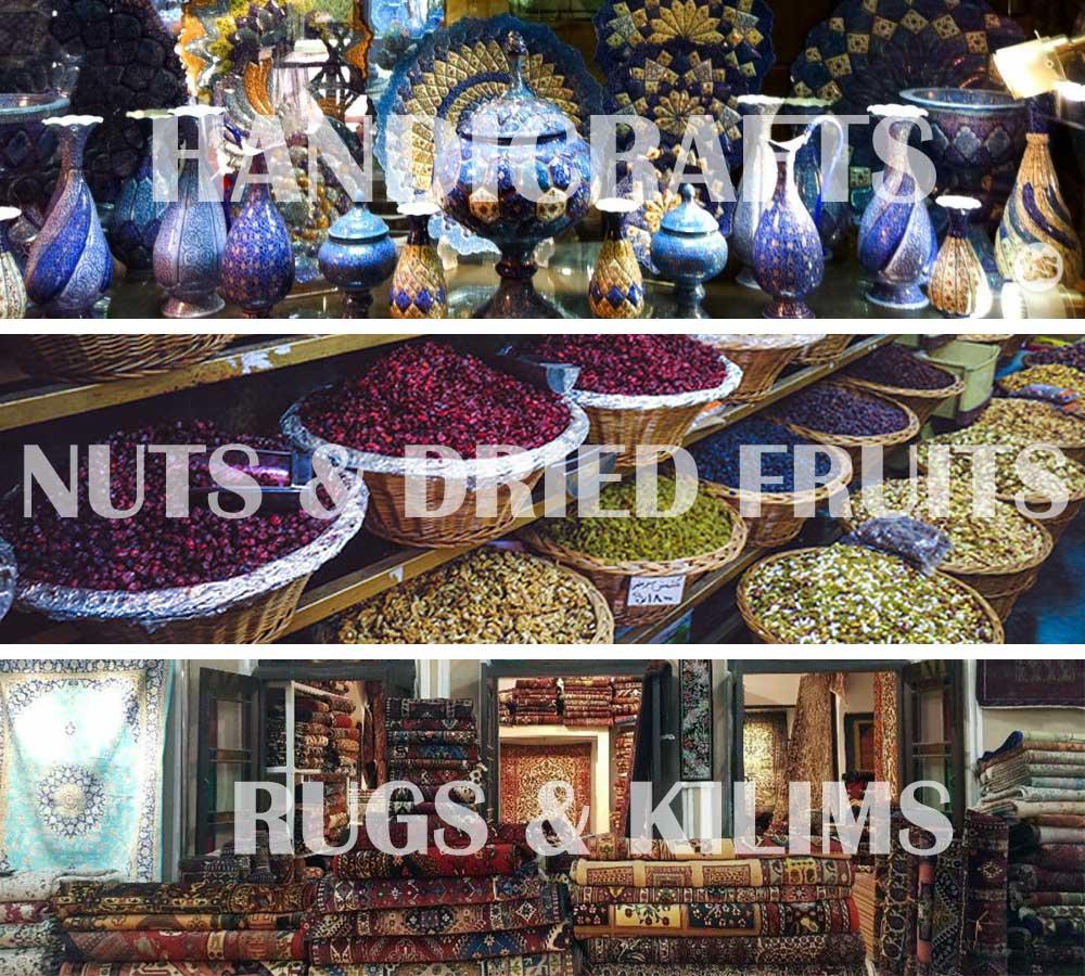 Iranian Souvenirs by IranianTours.com