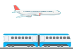 Train or Flight