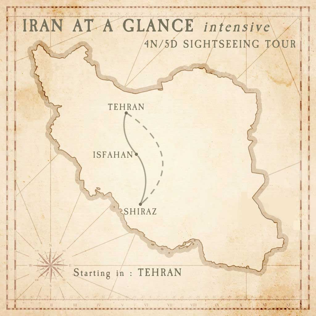TM210501 : Iran at a Glance (intensive) [5Days]
