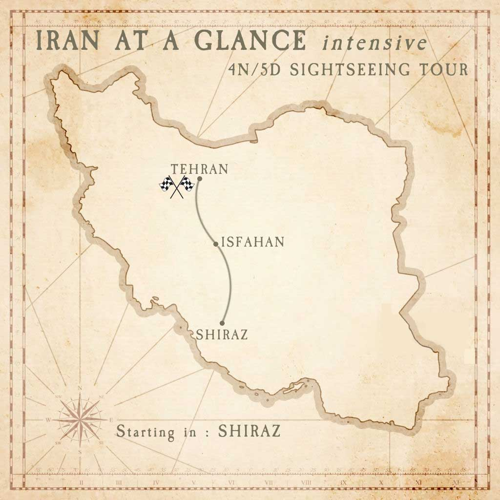 TM710501 : Iran at a Glance (intensive) [5Days]