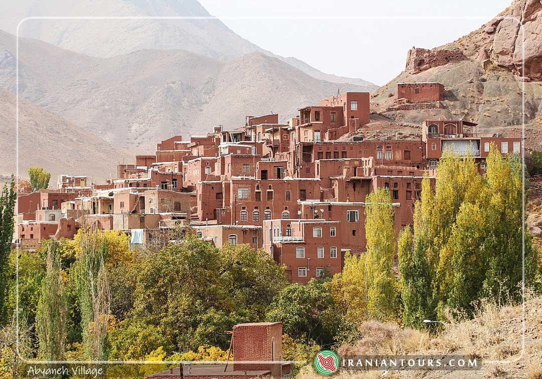 Abayaneh Village, Isfahan Province