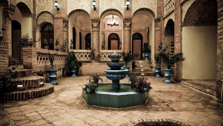 Afzal Traditional Residence, Shushtar, Khuzestan