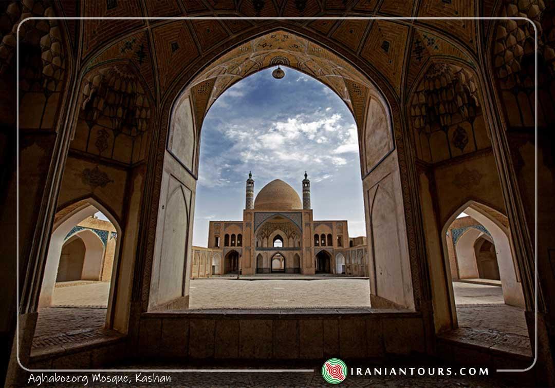 Agha Bozorg Mosque, Kashan