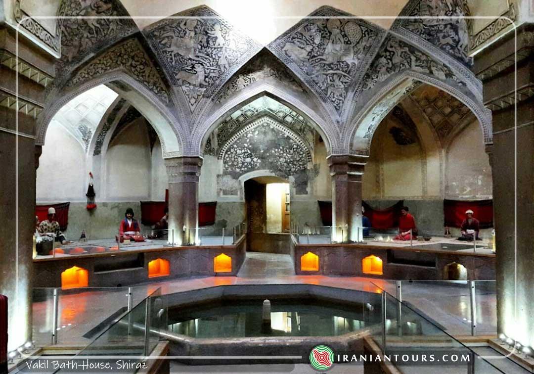 Vakil Bath, Shiraz, Fars