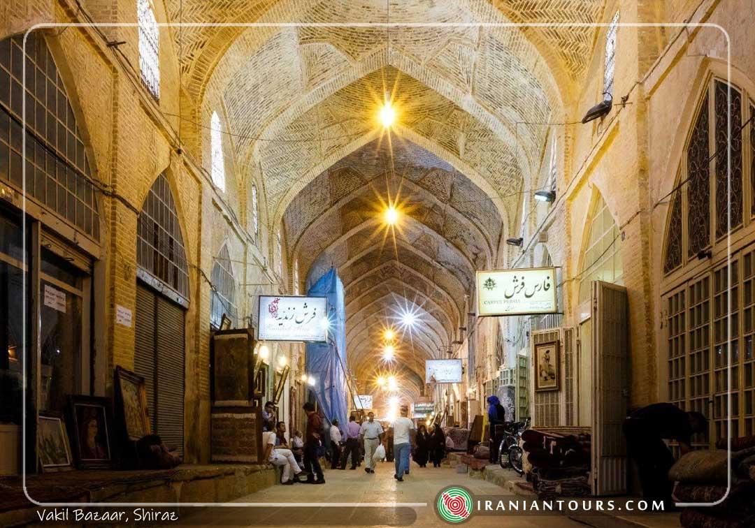 Vakil Bazaaer, Shiraz, Fars