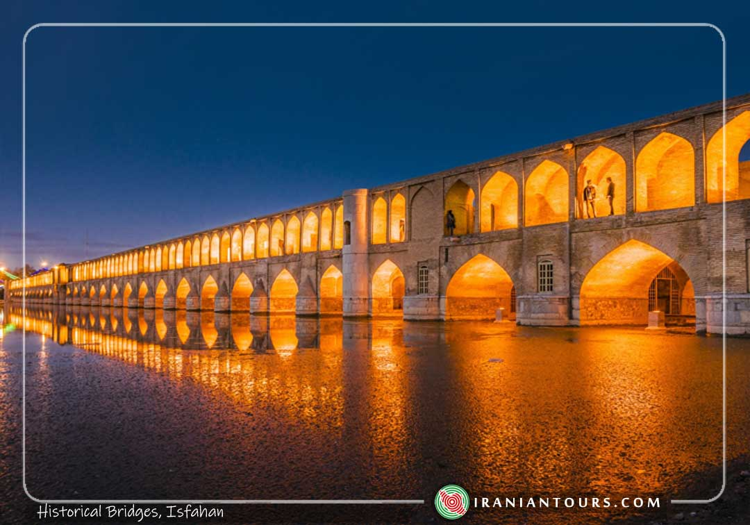 Historical Bridges, Isfahan