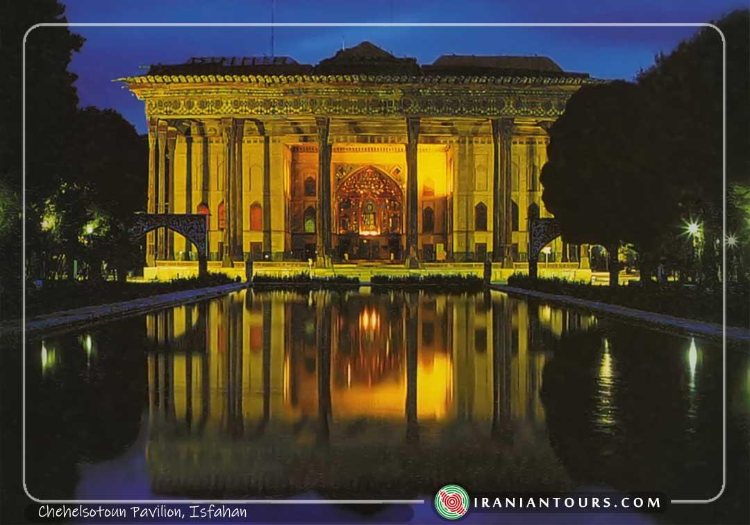 Chehelsotoon Palace, Isfahan