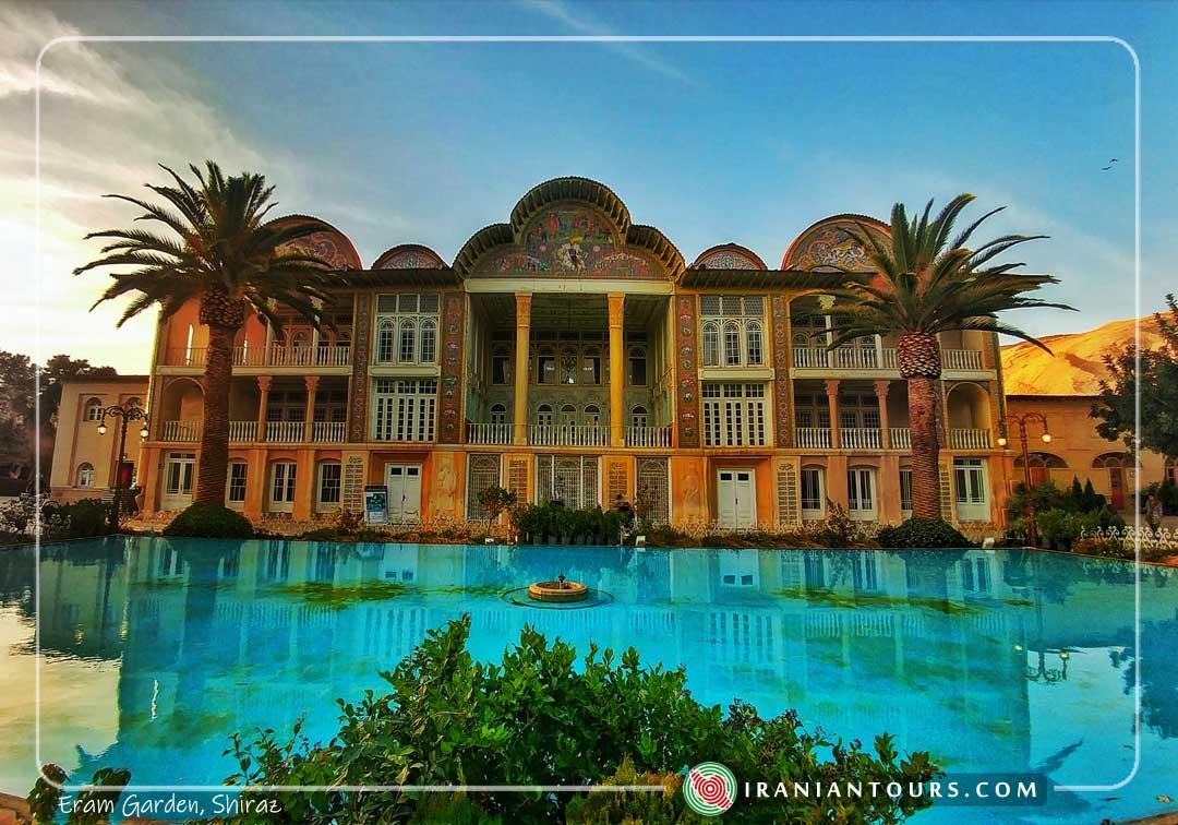 Eram Garden, Shiraz, Fars