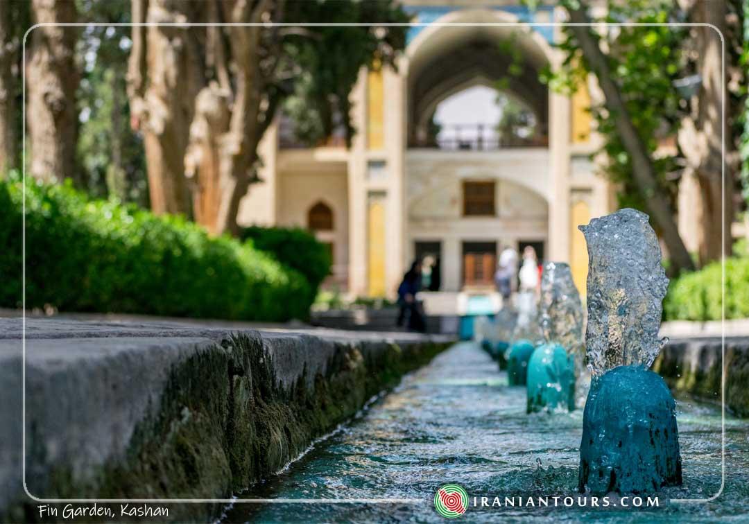 Fin Garden, Kashan