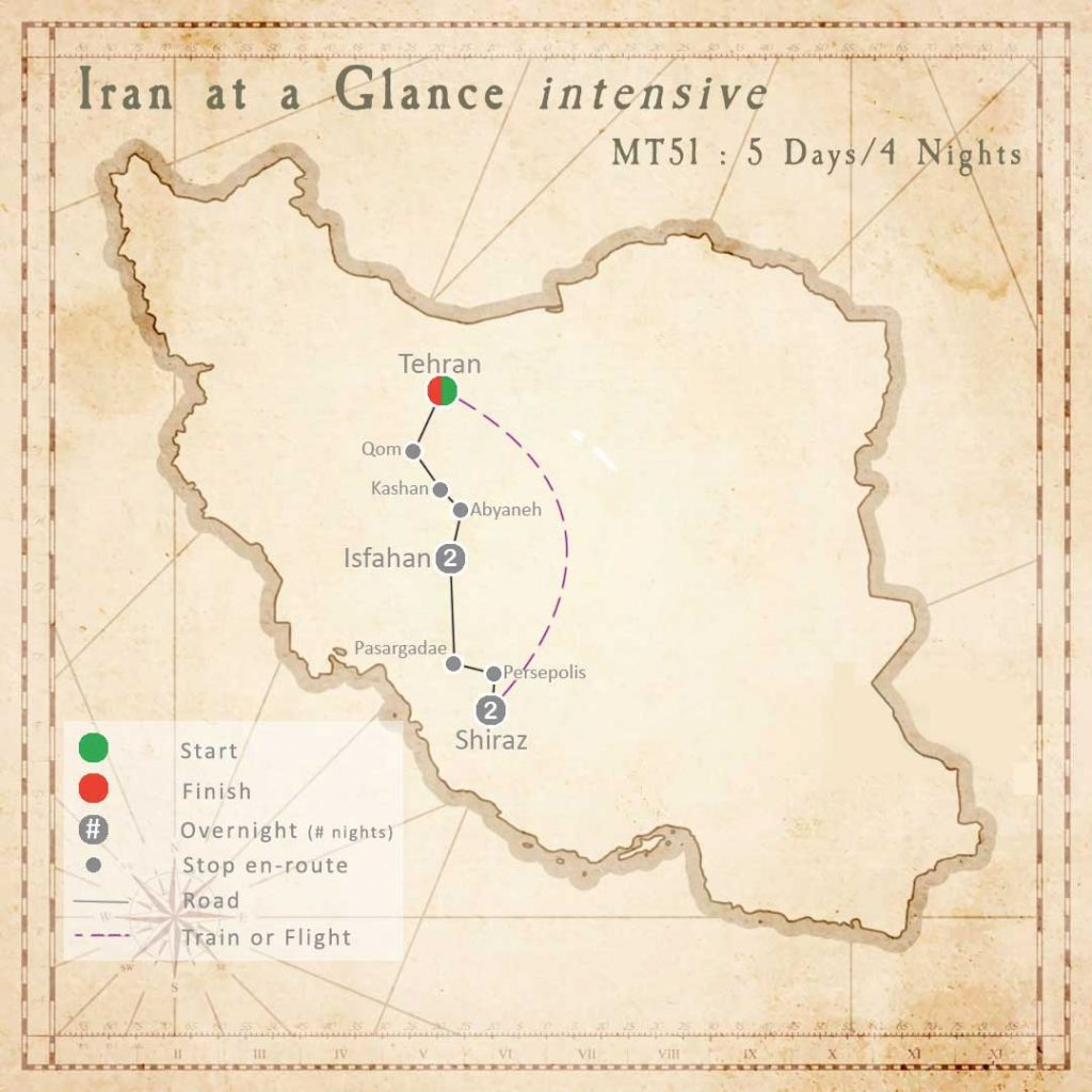 MT51 : Iran at a Glance Tour