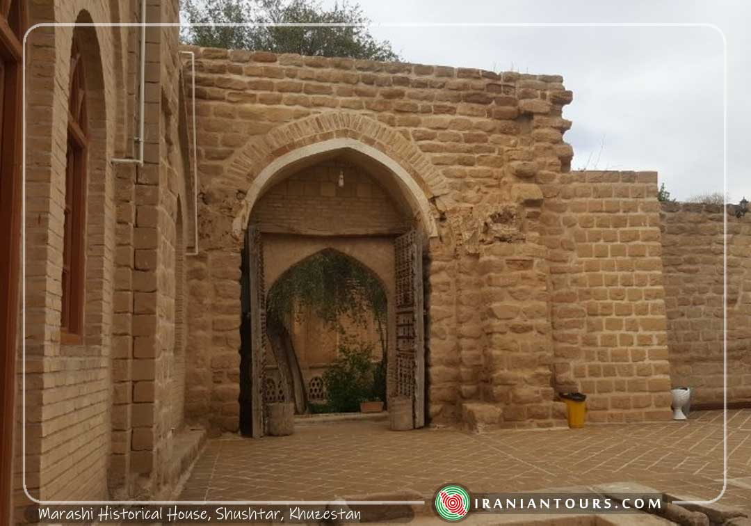 Marashi Historical House, Shushtar, Khuzestan