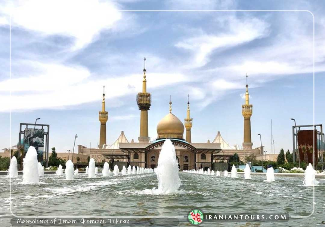 Mausoleum of Imam Khomeini, Tehran