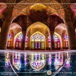 Nasirolmolk MOsque, Shiraz, Fars