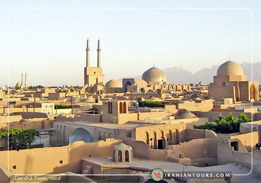 The Old Town, Yazd