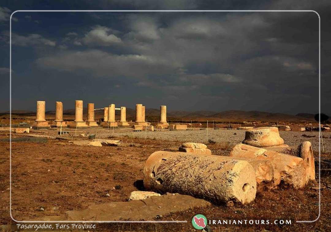 Pasargadae, Fars