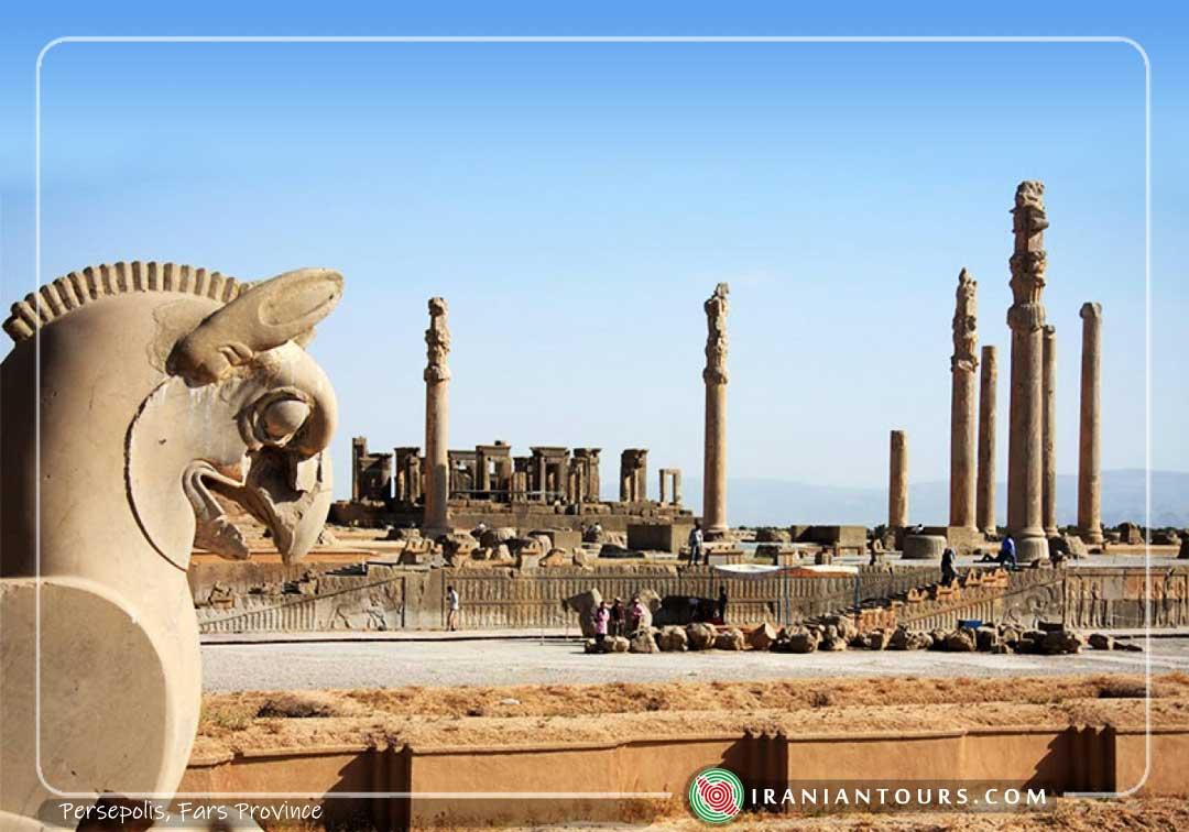 Persepolis Iran Tour And Travel With Iraniantours