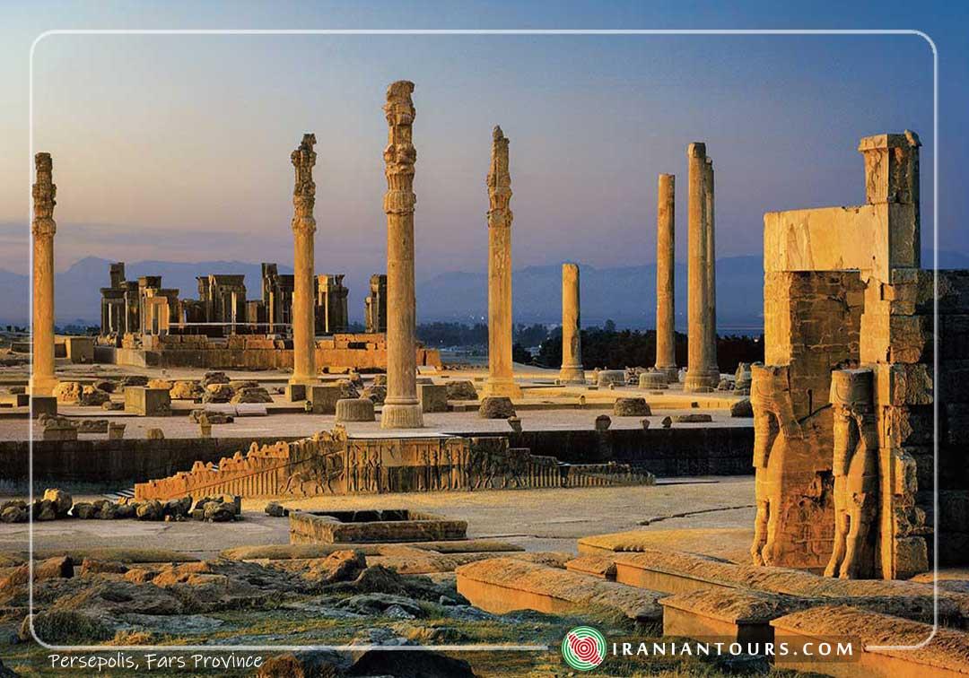 Persepolis, Fars