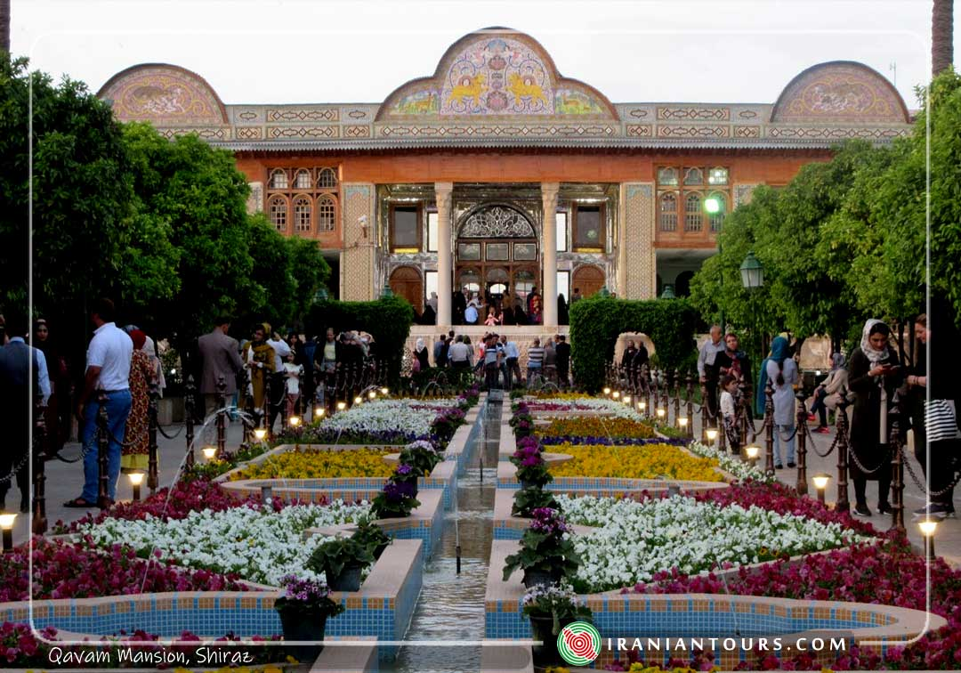 Qavam Mansion, Shiraz, Fars