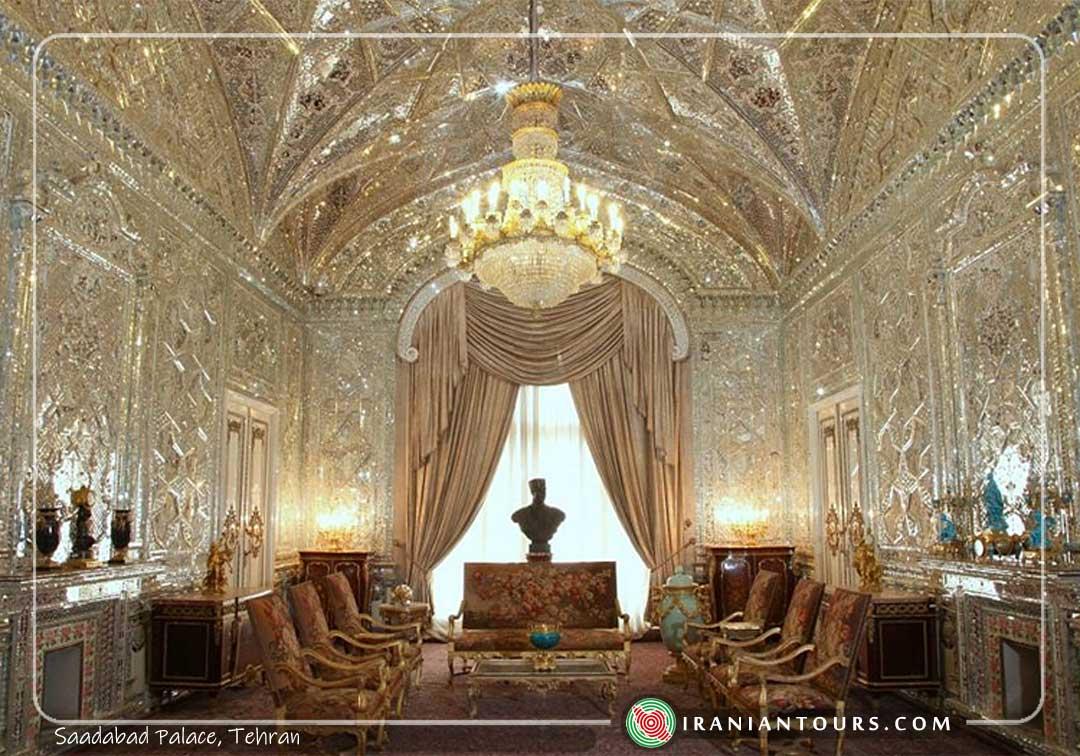 Saadabad Palace, Tehran
