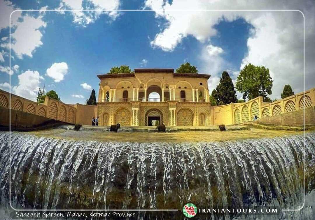 Shazdeh Garden, Mahan