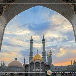 The Holy Shrine, Qom