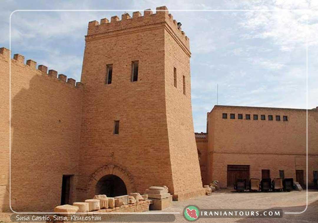 Susa Castle