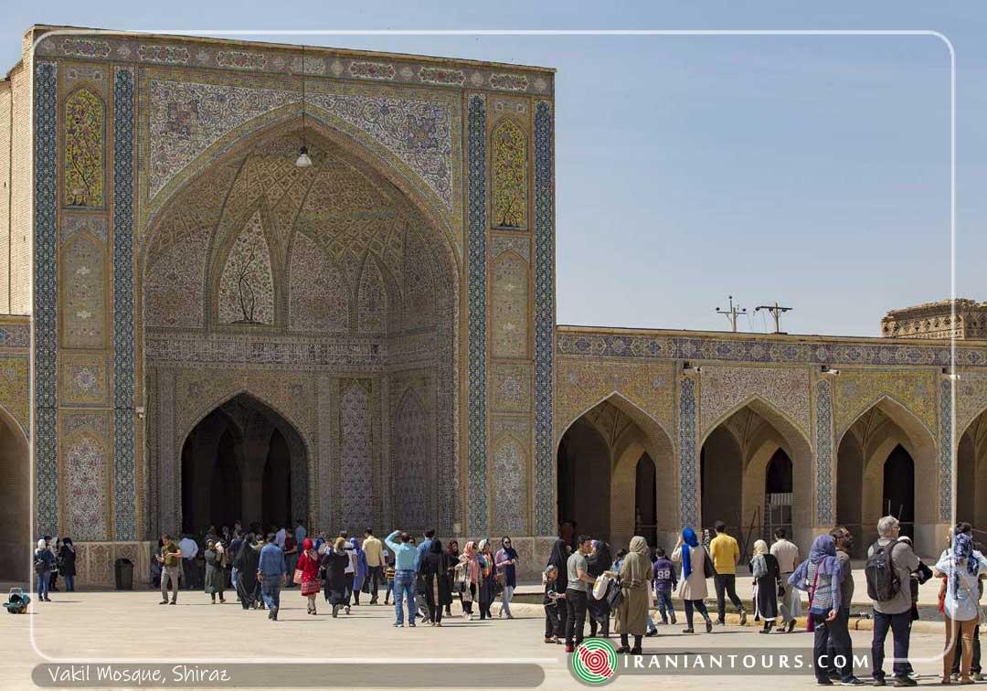Vakil Mosque, Shiraz, Fars