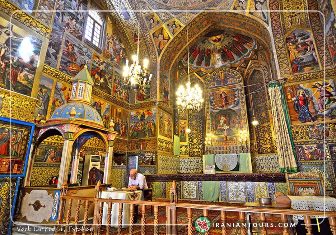 Vank Cathedral, Isfahan