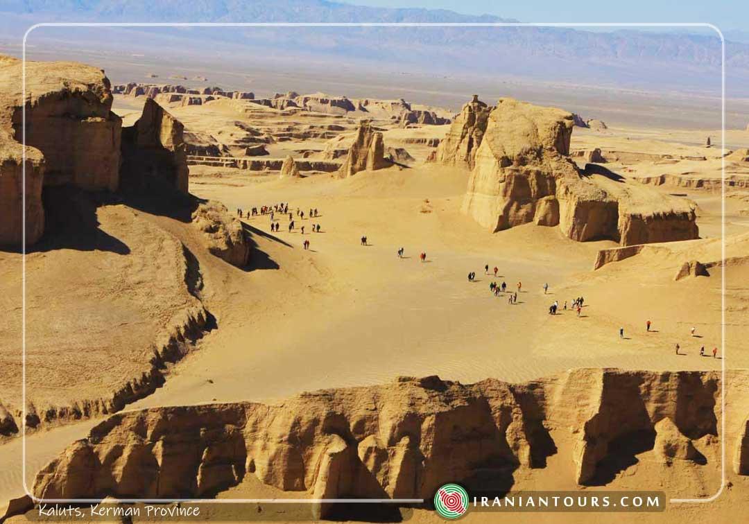 Shahdad Kaluts, Kerman Province