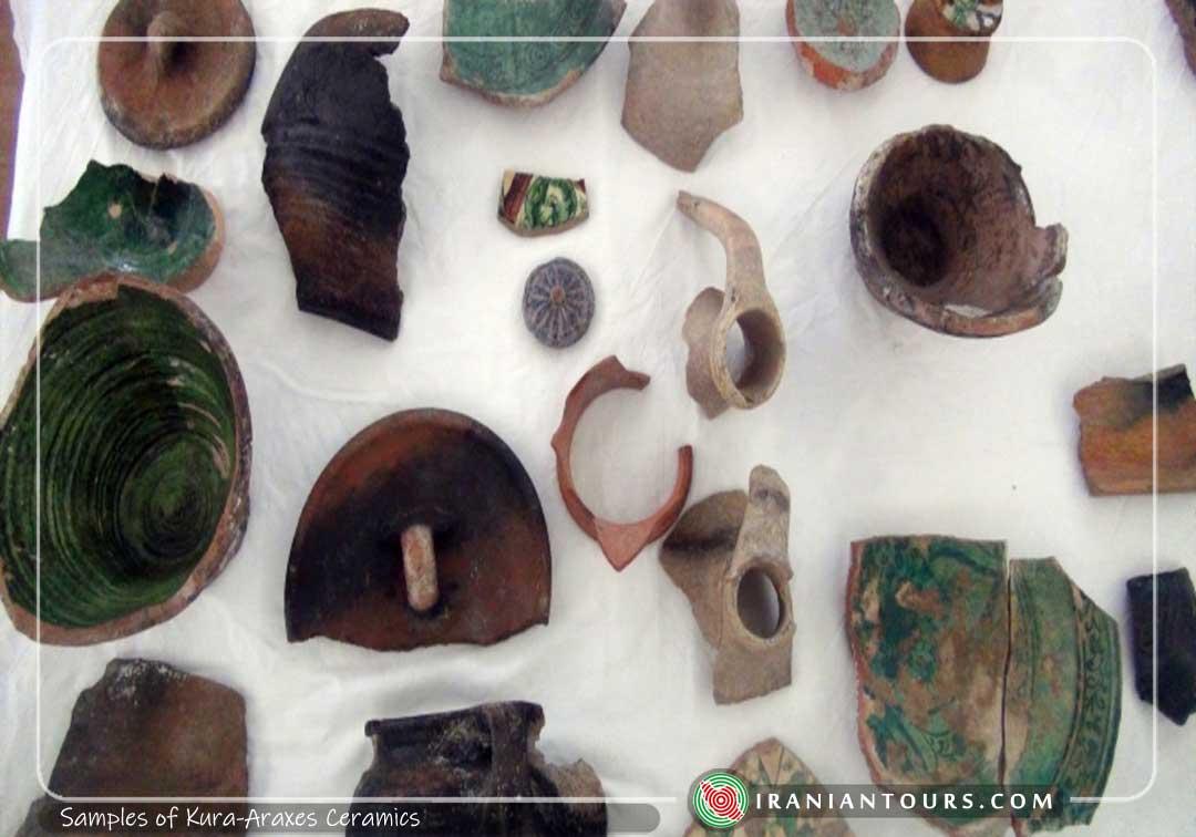 Samples of Kura-Araxes Ceramics