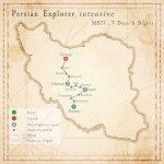 MS71 Tour: Persian Explorer (intensive)