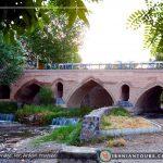 The Red Bridge, Nir, Ardebil