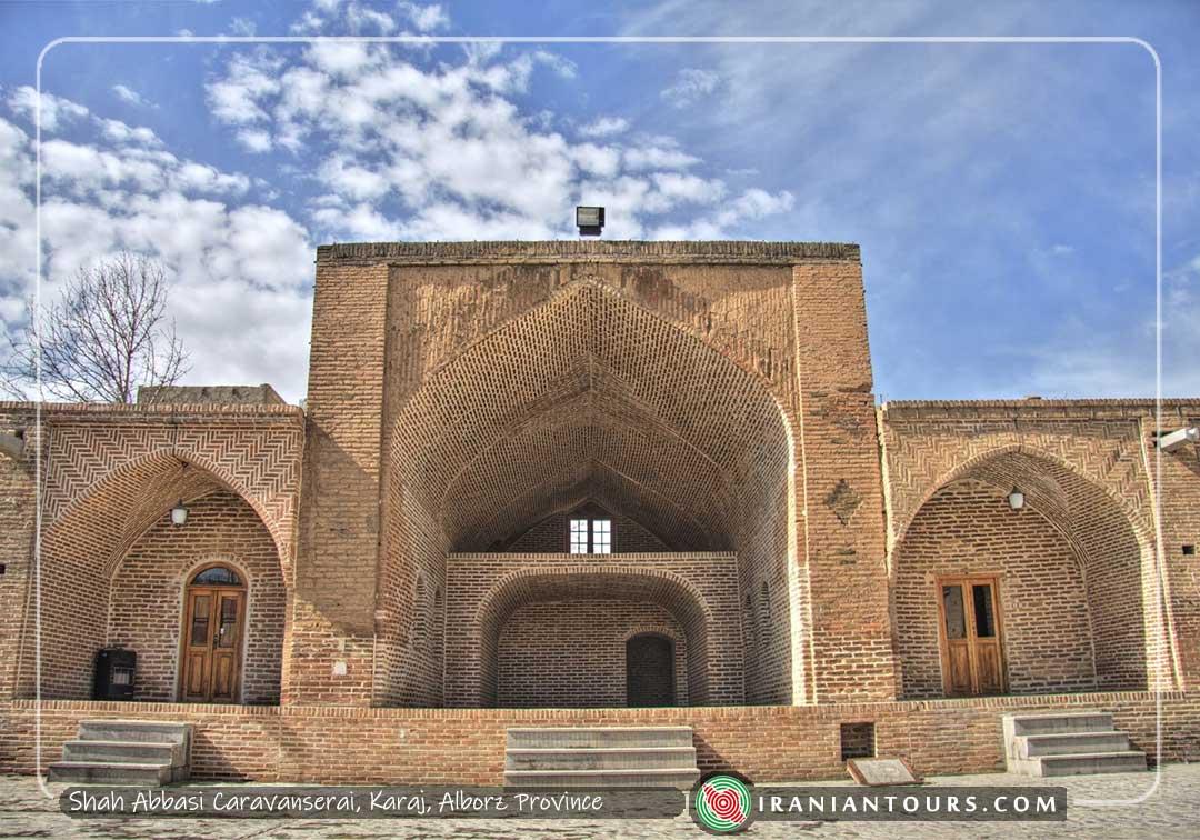 Shah Abbasi Caravanserai, Karaj